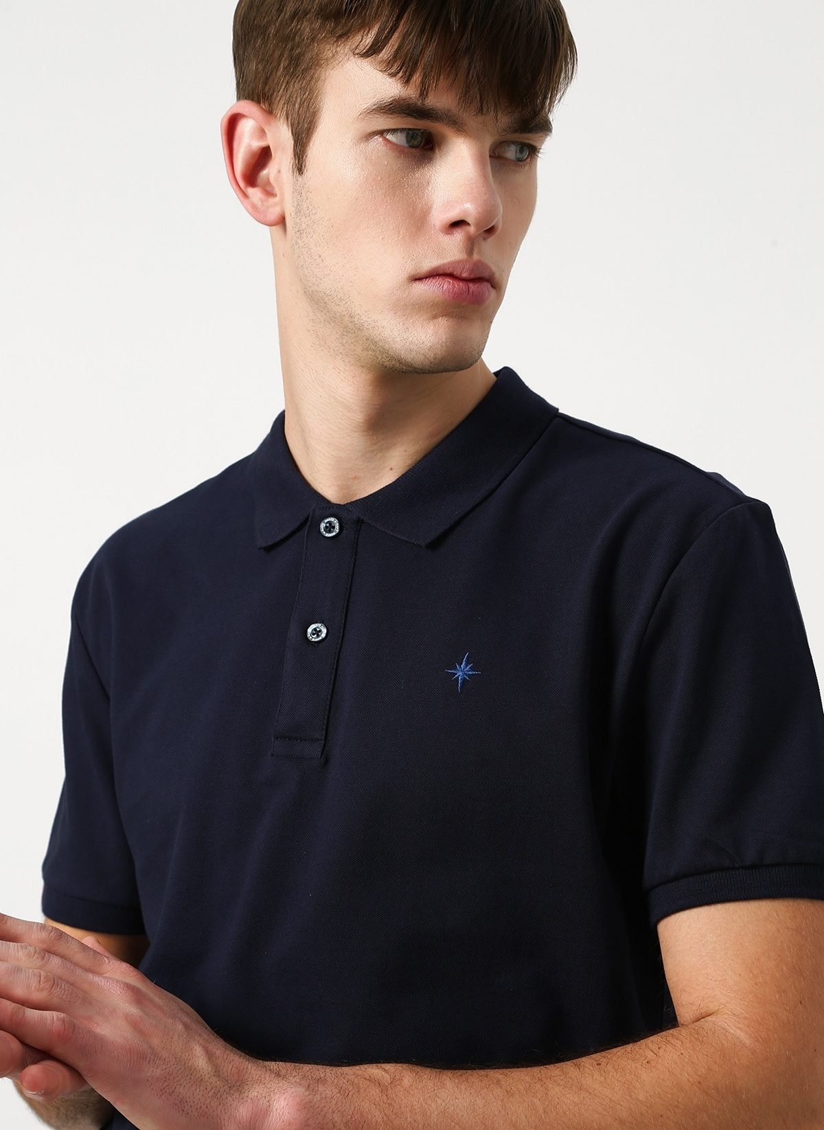 North Of Navy Tişört 19-polo-north Of Navy Polo T-shirt – 79.95 TL